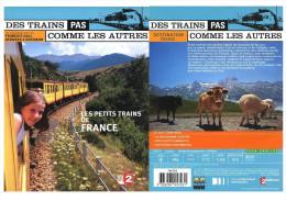 Des Trains Pas Comme Les Autres  Les Petits Trains De France - Voyage