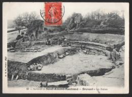 SAINT AMAND MONTROND - Drevant, Les Ruines - Saint-Amand-Montrond