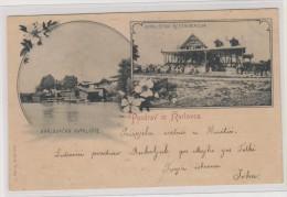 CROATIA KARLOVAC  Nice Postcard - Kroatië