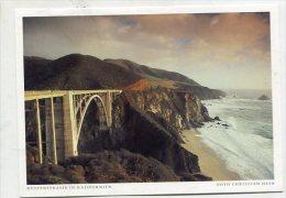 USA  - AK 222469 Kalifornien - Küstenstrasse - Autres
