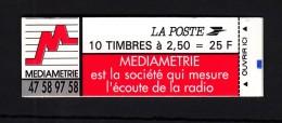 Carnet Type Briat, N° 2720,  Neuf ** - Carnets