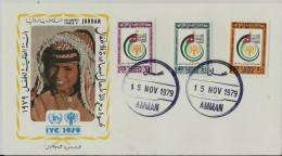 UNO  1979 JORDAN - Briefmarken