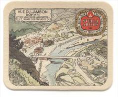 Stella Artois. Vue DuJambon, Bohan. 1976 Jaar Van De Landschappen - Année Des Paysages. Belgium´s Premium Beer. - Sotto-boccale
