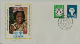 UNO  1979 INDONESIEN - Briefmarken