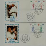 UNO  1979 CV*2 VATICAN - Briefmarken