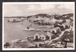 BM13) St. Georges, Bermuda - Rutherford & Gorham Real Photo Postcard - Bermuda