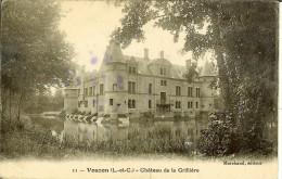 11 Marchand Ed - Vouzon, Chateau De La Grillère 1928 - France
