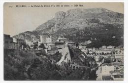MONACO - N° 504 - LE PALAIS DU PRINCE ET LA TETE DE CHIEN - Fürstenpalast