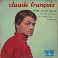 45T EP 1er DISQUE SUR CLAUDE FRANCOIS - Vinyl Records
