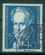 BRD 1959 / MiNr. 309   O / Used  (s59) - [7] Federal Republic