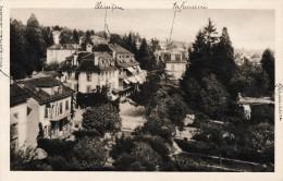 Lausanne, La Source. Zum: 186.Stempel. LAUSANNE 14.IX.1935. + LAUSANNE COMPTOIR SUISSE 10-25. SEPT.1932 - VD Vaud
