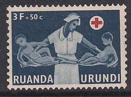 Rwanda. - Ruanda-Urundi
