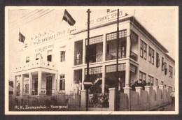NLA12) Willemstad - R.K. Zeemanshuis - Voorgevel - Curaçao