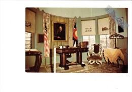Creek District Museum - Cripple Creek Colorado Intérieur De Bureau Governor Carr Room Lampe De Chevet Fauteuil Original - Etats-Unis