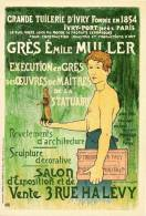 1/5 Affiche En Cartes Postales Modernes Charpentier - Advertising