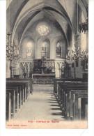 CPA - Gidy   Intérieur De L'église - Frankreich