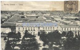 3371 CHILE TALCA MAULE NEIGHBOURHOOD BARRIO ORIENTE CIRCULATED TO SPAIN POSTAL POSTCARD - Chile