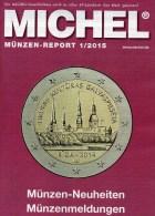 Briefmarken Rundschau MICHEL 1/2015 Neu 6€ New Stamps Of The World Catalogue And Magacine Of Germany ISBN 9783954025503 - Literatur & Software