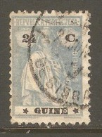 PORTUGESE GUINEA    Scott  # 162  VF USED - Portuguese Guinea