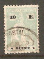 PORTUGESE GUINEA    Scott  # 179  VF USED - Portuguese Guinea