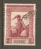 PORTUGESE GUINEA    Scott  # 247  VF USED - Portuguese Guinea