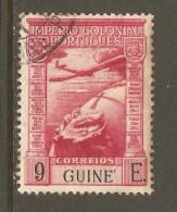 PORTUGESE GUINEA    Scott  # C 8  VF USED - Portuguese Guinea