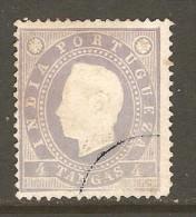 PORTUGESE INDIA    Scott  # 179  VF USED - Portuguese India