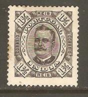 PORTUGESE INDIA    Scott  # 181*  VF MINT HINGED - Portuguese India