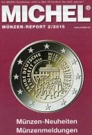 Briefmarken Rundschau MICHEL 2/2015 Neu 6€ New Stamp Of The World Catalogue And Magacine Of Germany ISBN 9 783954 025503 - Monete & Banconote