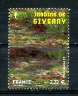 N° 4480 JARDINS DE GIVERNY NEUF ** - France