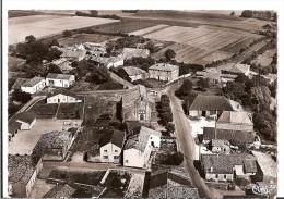 St Georges De Cubillac Le Centre Du Bourg Vue Aérienne - Autres Communes