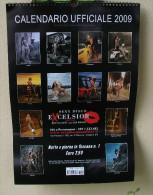 "Calendario Ufficiale 2009 Sexy Disco "" EXCELSIOR "" Locale Restaurant E Lap Dance - Calendari"