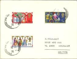 UK 1970 Stratford Upon Avon >> Mechelen B - Lettres & Documents