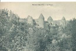 BOURGOGNE - 21 - COTE D'OR - FLAVIGNY - Stalles Du Choeur De L'église - France