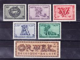 BELGIQUE COB 625/30 ** MNH, 5e ORVAL. (3T430) - Belgique
