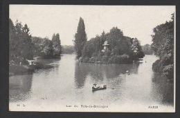 DF / 75 PARIS / LE LAC DU BOIS DE BOULOGNE - Parks, Gardens