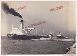 Au plus rapide Fos sur Mer Port p�trolier Bateau navire p�trolier tanker grec Gr�ce
