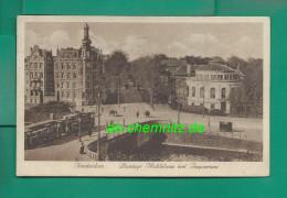 Alte Holland AK Amsterdam 1925  Plantage Middelaan Met Anquarium - Amsterdam