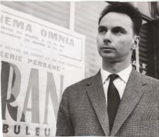 Années 70 - Jean-Claude Stevens Devant Le Cinéma Omnia à Limoges - FRANCO DE PORT - Persone Identificate