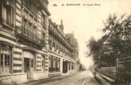 14 - CPA Houlgate - Le Grand Hôtel - Houlgate