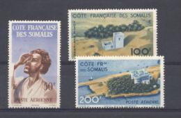 COTE DES SOMALIS - PA  N° 20 à 22 Neufs ** Sans Trace De Charnière - Neufs