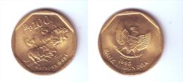 Indonesia 100 Rupiah 1995