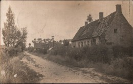 ! 1915 Fotokarte, photo Woumen, Militaria, 1. Weltkrieg , guerre 1914-18 , Infanterie Regiment 362