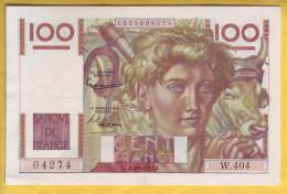 BILLET FRANCAIS - 100 Francs Jeune Paysan 6.9.1951 TTB+ - 100 F 1945-1954 ''Jeune Paysan''