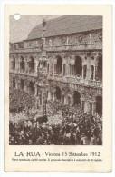 Vicenza La Rua VICENZA  15 SETTEMBRE 1912 - Vicenza