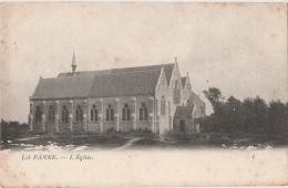 Cpa/pk 1904 De Panne La Panne L'église - De Panne