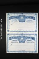 Honduras: Carte Postale Avec Réponse Payée  3 C Blue Not Used - Honduras