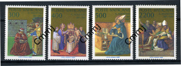 1987 - VATICANO - VATIKAN - Sass. 802/805 - MNH - Stamps Mint - Nuevos