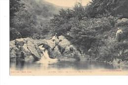 81  -  CPA  De  ALBINE  -  Le  Gouffre  Des  Anguilles - Francia