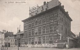 Cpa/pk 1911 Liège Maison Curtius - Liege
